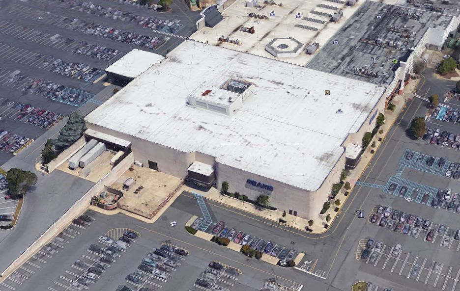 Sears Deptford (Google Earth)