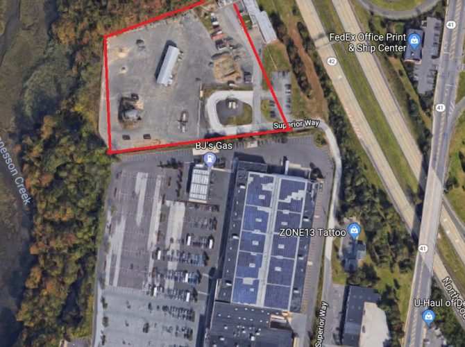 Deptford NJDOT Facility Next To BJ's/Target Looks To Move To Haddonwood Property On 41