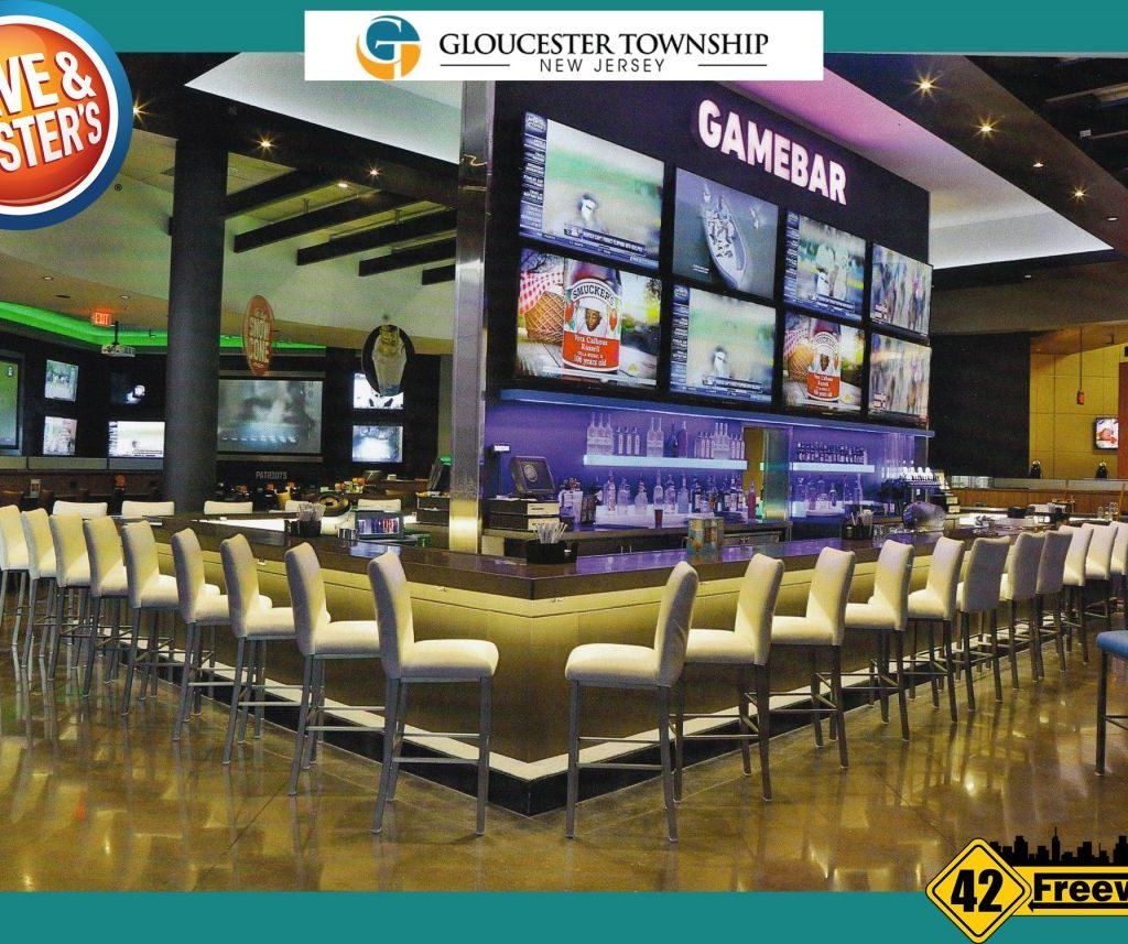 Dave And Buster S Gloucester Township Construction Begins