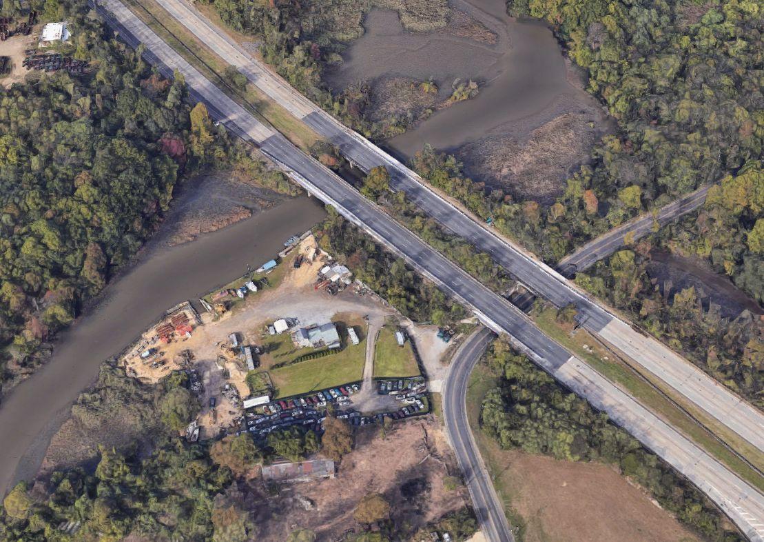 Route 42 Gloucester Township Construction:  Bridge Rebuilding