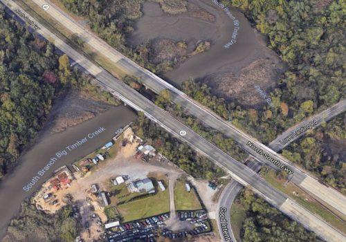 Rt 42 Lower Landing Road