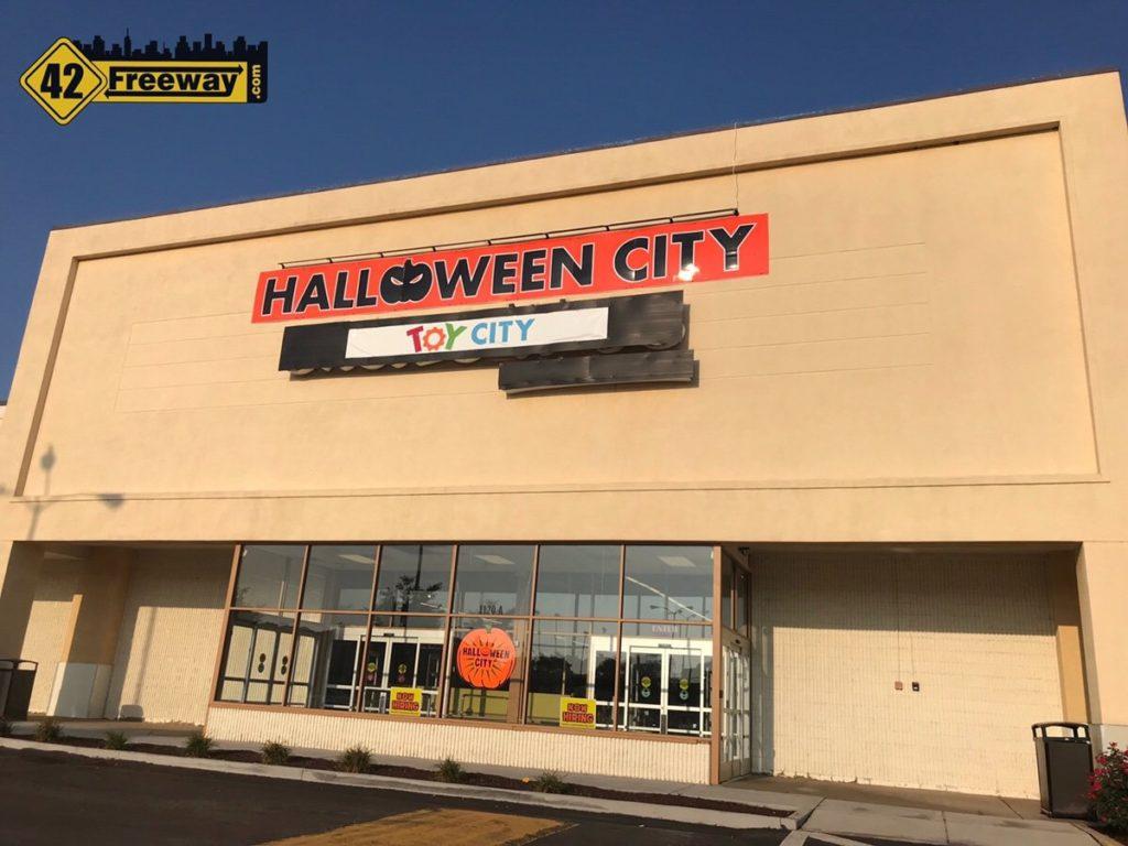 Deptford Toy City Halloween City