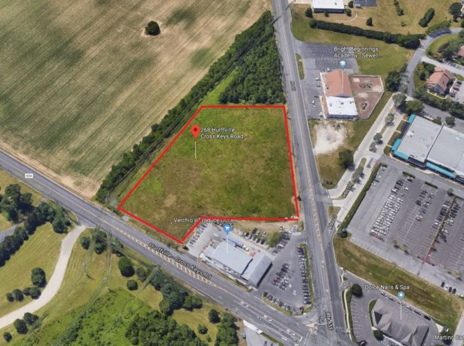 Royal Farms Looks For Approval In Washington Township On Hurffville-Cross Keys Road