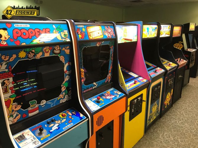 Retro Arcade Gaming Returns To Deptford Mall – Colonial Soldier Arcade Opens Saturday