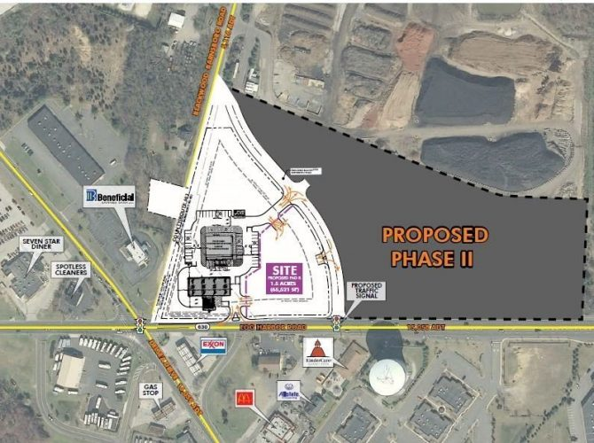 Super Wawa Planned For 5-Points Washington Township