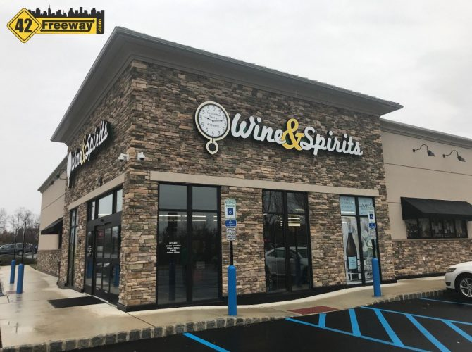 5 O'Clock Wine And Spirits: Mullica Hill's First Liquor Serving Business