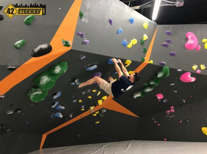 Kinetic Climbing Williamstown Looks To Ascend To Success (Photos/Video)