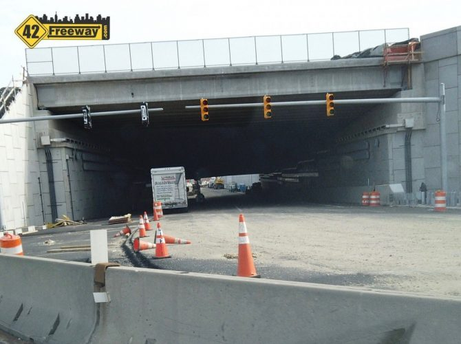 Direct Connection Project: New Tunnel Goes Live In February!  We Explain The Traffic Lights!