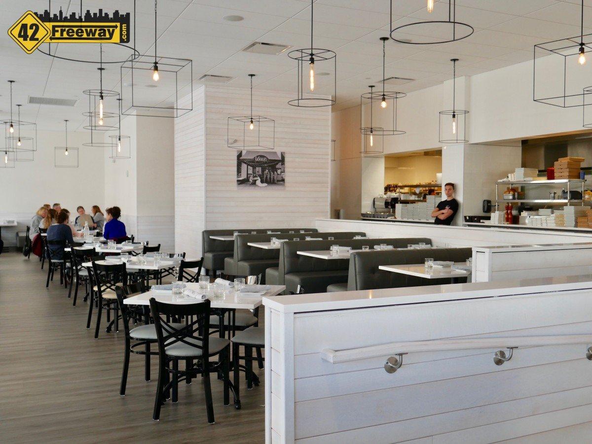 LaScala's Fire Opened At Rowan Glassboro.  Large, Beautiful Italian Restaurant, and the Bar Opens Soon