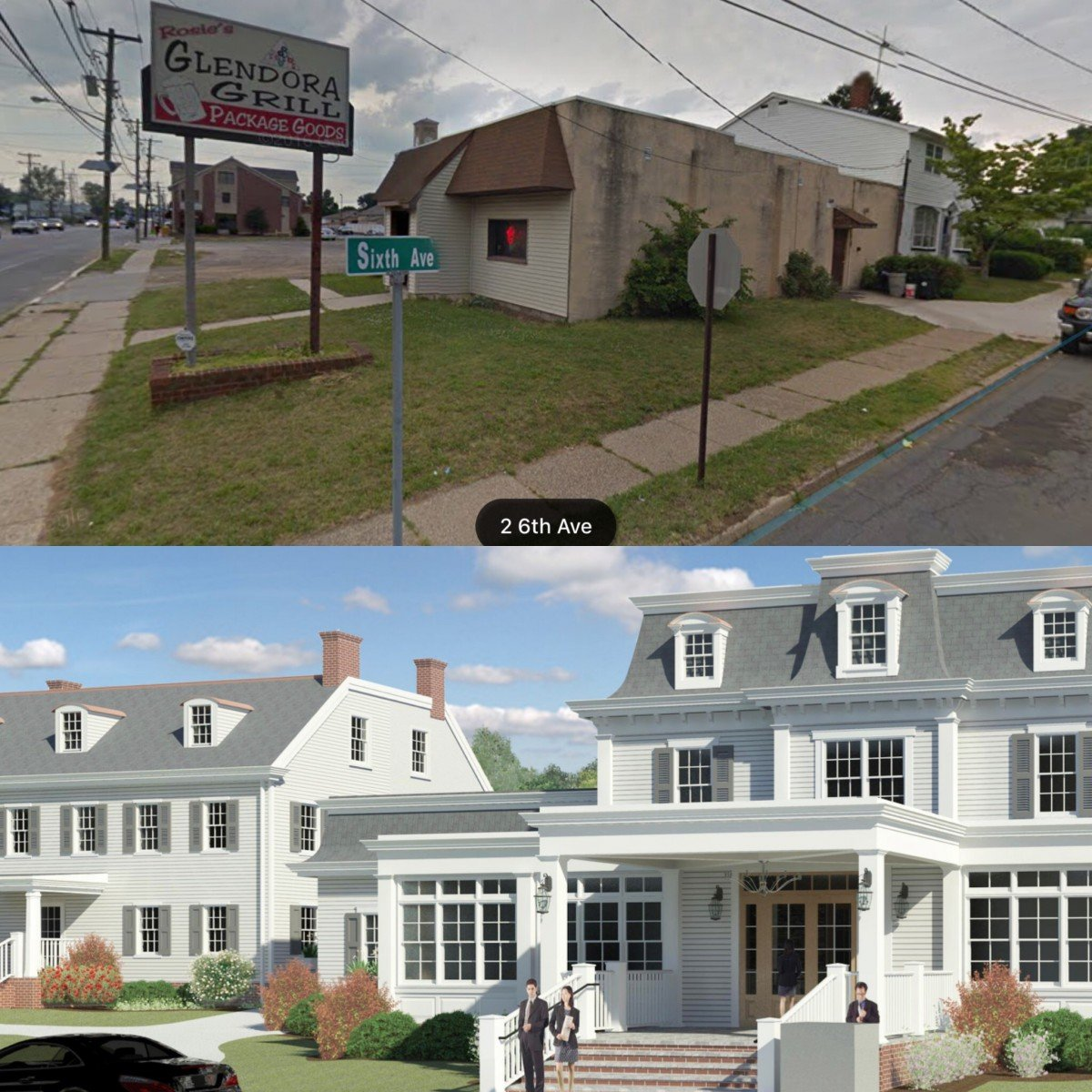 Rosie's/Bruno Glendora Grill Liquor License Moving to Founders Grove Event Hall Magnolia