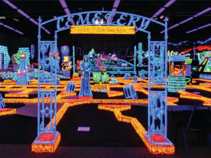 Monster Mini Golf Cherry Hill Looks to Scare-Up the Fun Starting in April