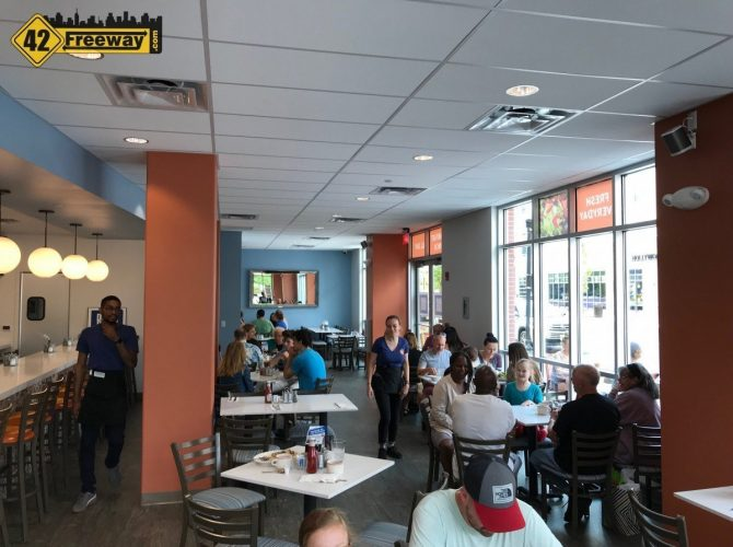 Dawn To Dusk Cafe (Rowan Blvd) Celebrates Grand Opening