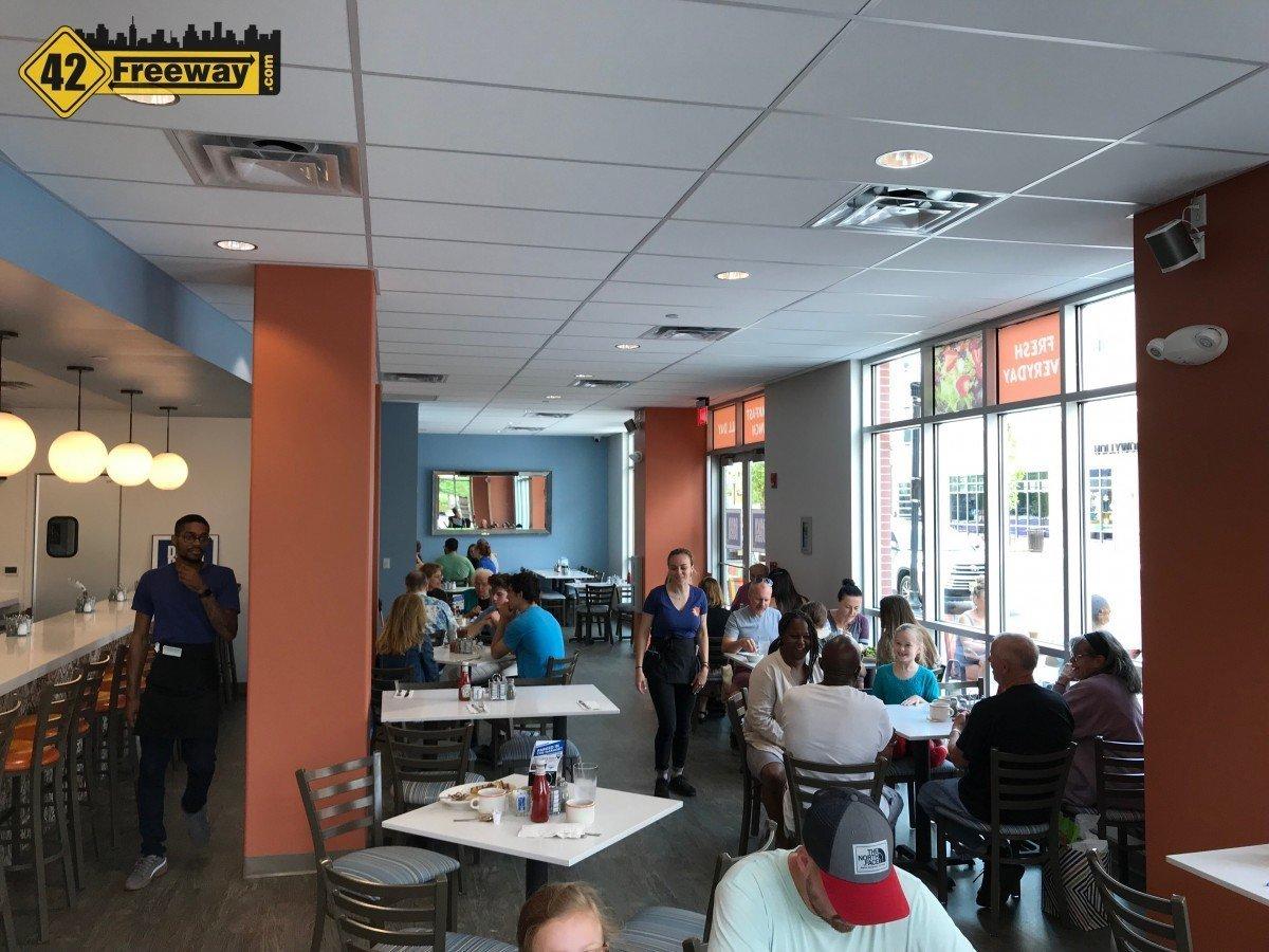 Dawn to Dusk Cafe (Rowan Blvd) Celebrates Grand Opening