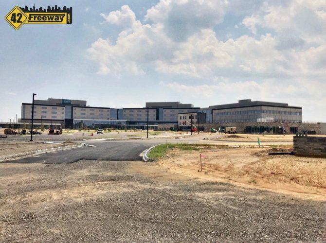 Inspira's New Mullica Hill Hospital Looks For 2019 Opening. 110 Job Listings At Inspira Website!