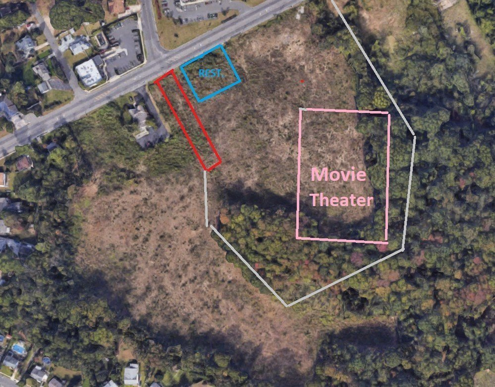 Deptford Movies Project Details and how Wawa Development Impacts Multiple Projects