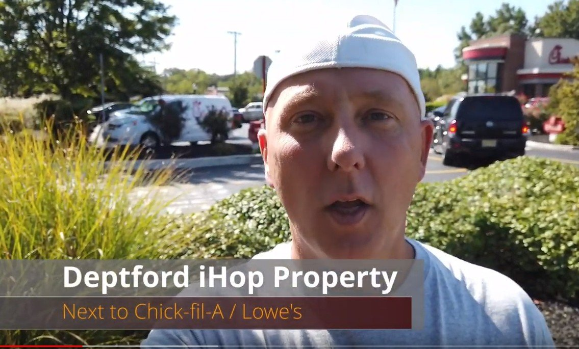 What's Going On With The Deptford iHop? (Video)