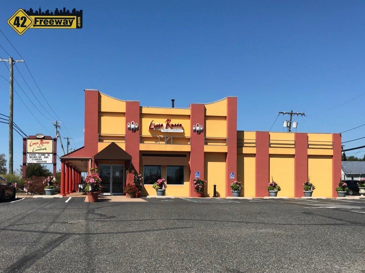 Luna Rossa Turnersville Acquires Liquor License.  Still BYOB For Now