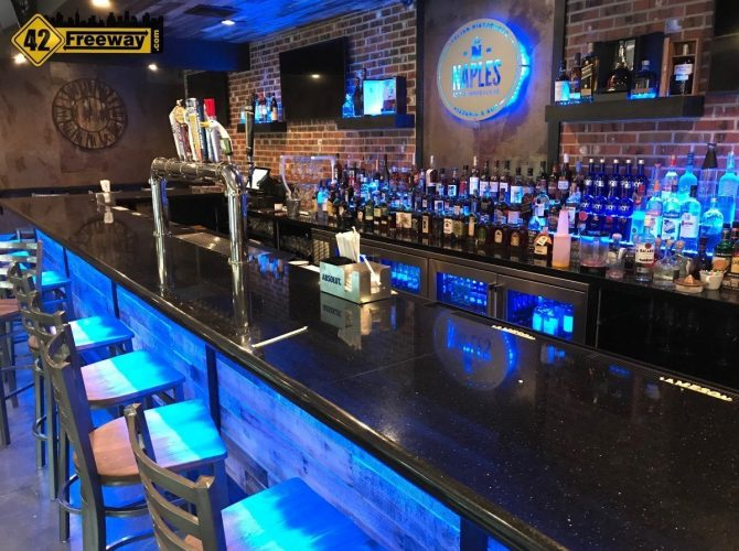 Naples At The Warehouse Has Mullica Hill's First Bar!!  And They've Expanded!