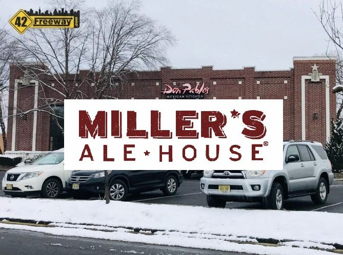 Miller's Ale House Coming To Deptford Don Pablos Building!