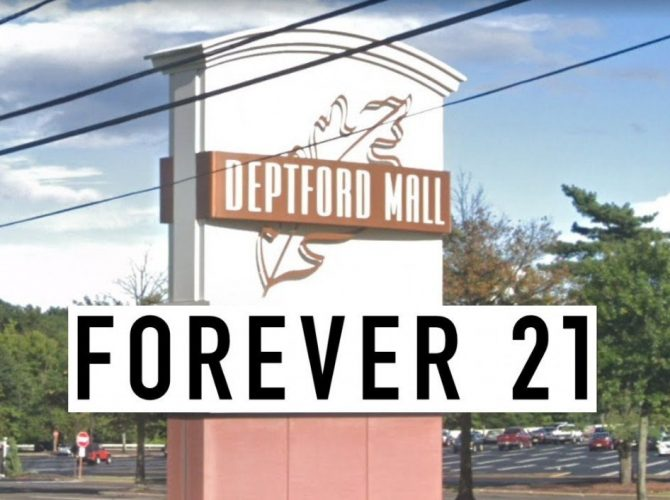 Deptford Mall Forever 21 At Risk Of Closing.  Gloucester Outlets Store Opening Uncertain