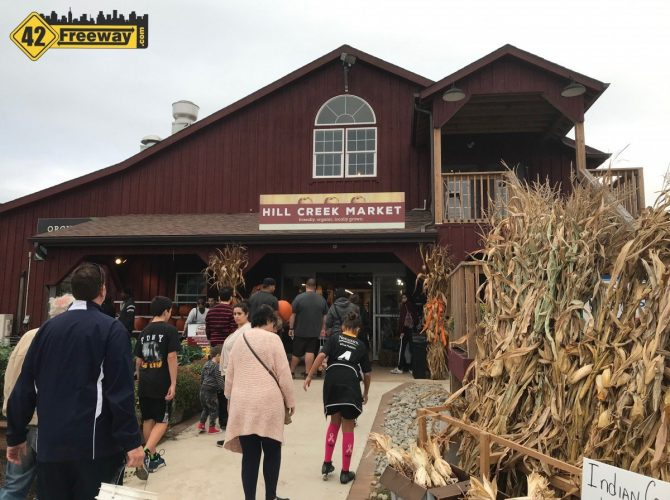 Hill Creek Farms Featuring Fresh Market And Cafe: Fall Fun!  Pics And Video!