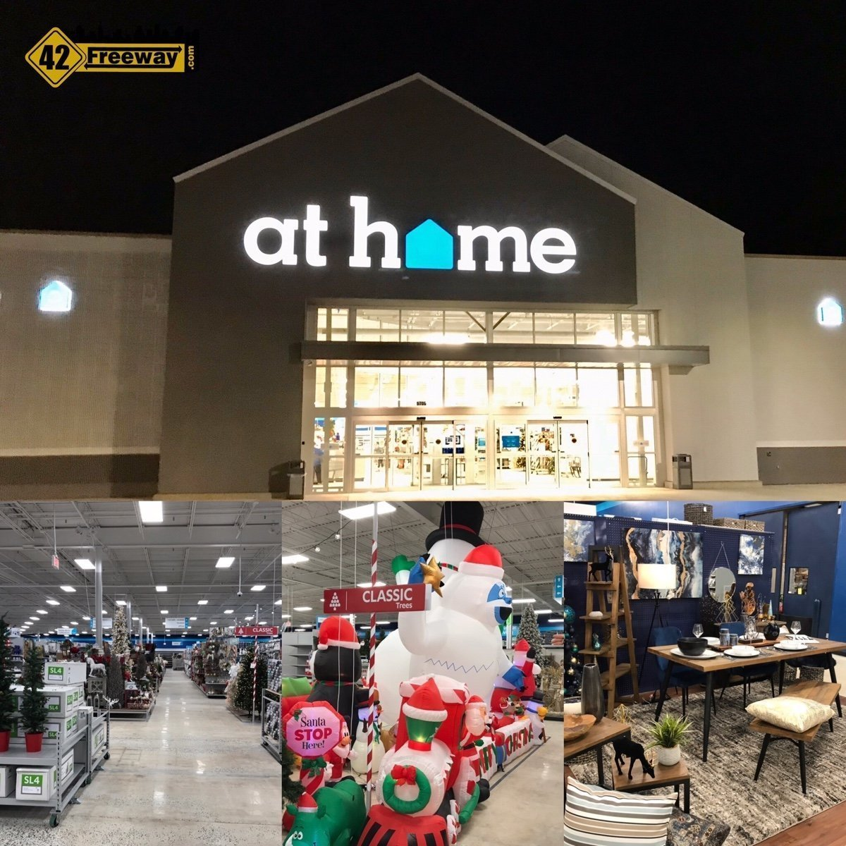 At Home Turnersville Store is Open!  (Photos)