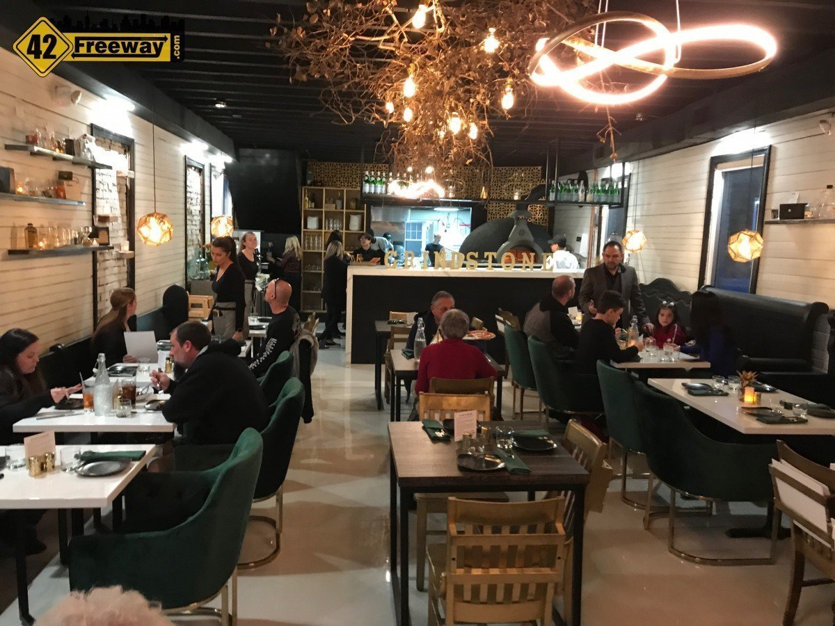 """Grindstone Restaurant Opens On Williamstown's Main Street.  Wood Fired Pizza Plus """"Tapas"""" Style Shareables"""