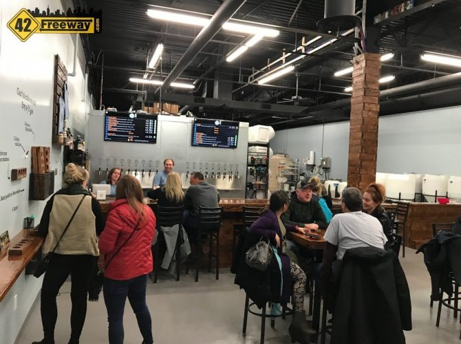 `Bout The Hops Brewery Opened In Mt Laurel And We Visited (Photos)