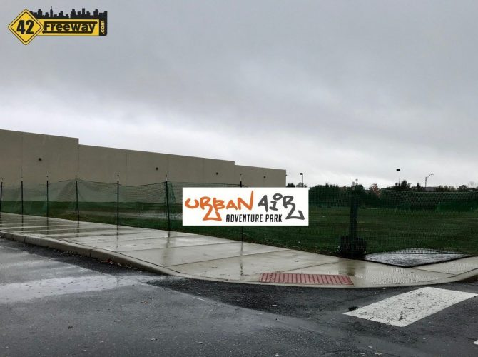 Urban Air Adventure Park Coming To Shoppes At Cross Keys Gloucester Township, Next To Hobby Lobby