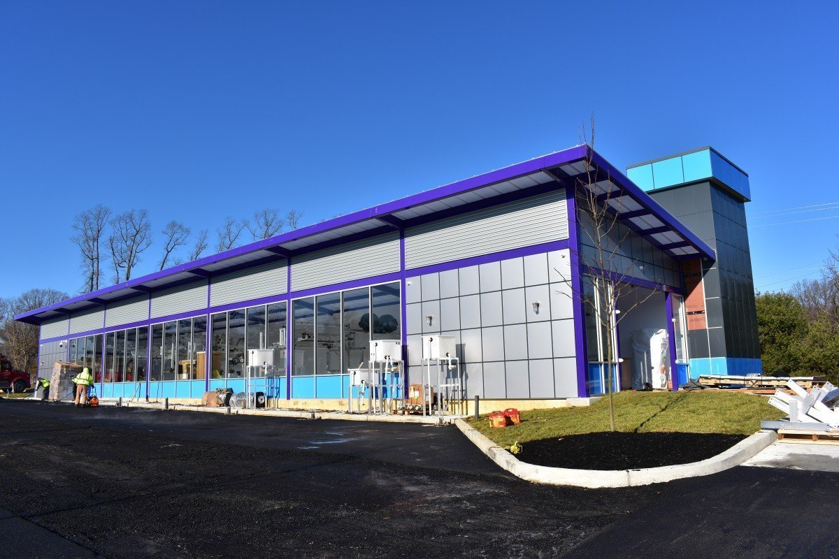 """Cloud10 Car Wash Opens Early March In Sewell, Near the """"Clancy's"""" Wawa"""