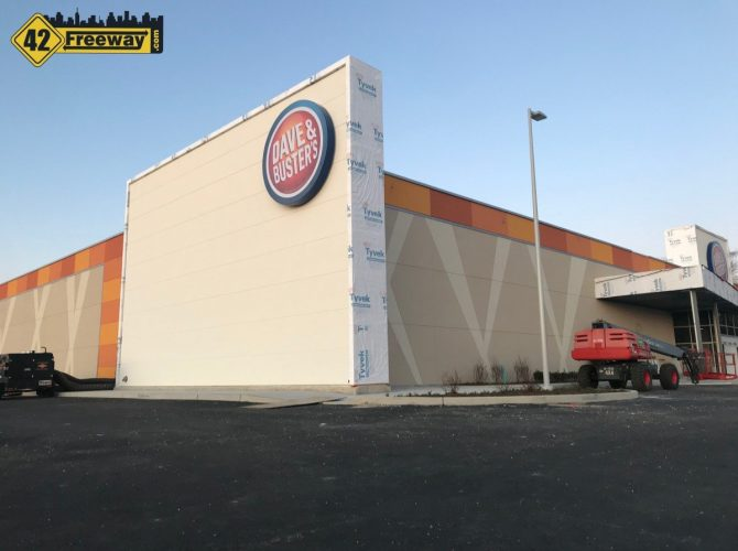 Dave & Buster's At Gloucester Premium Outlets Opens May 11th