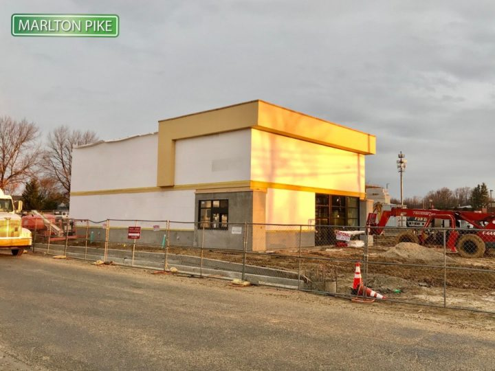 Panda Express Voorhees White Horse Road Looks for Spring Opening.  Interview Day Feb 28