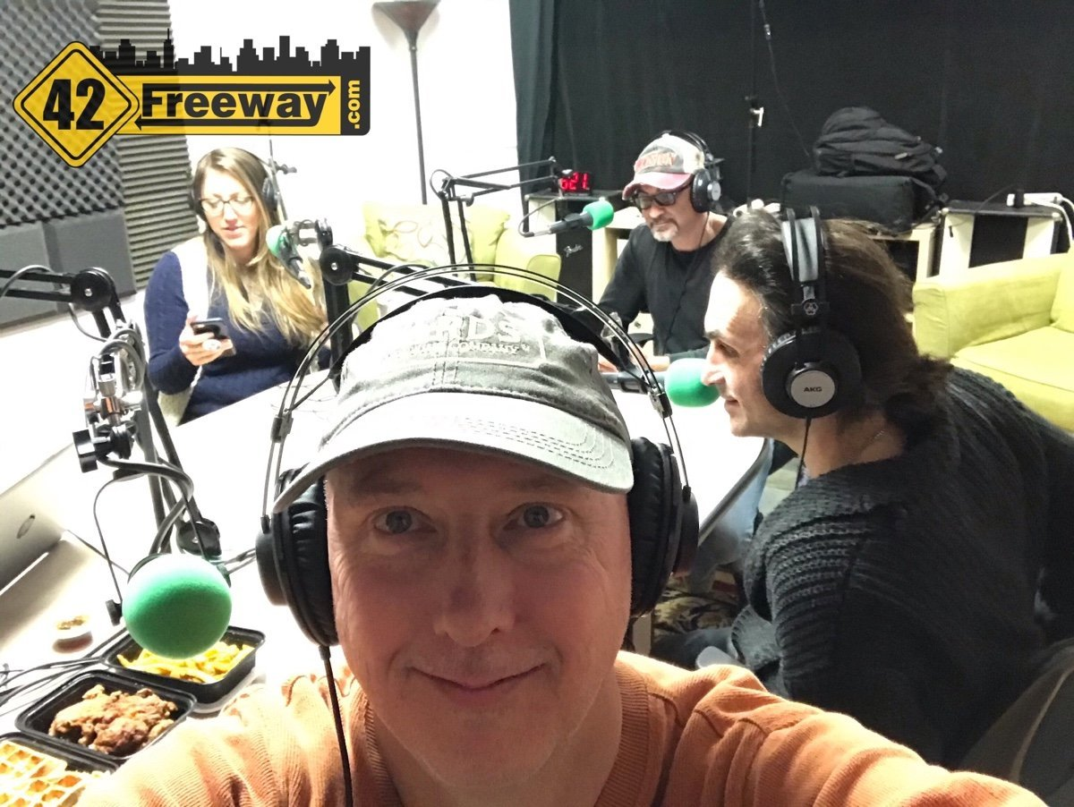 42Freeway Sits In Again at Small Bites Podcast (Feb 2020)!  Small Bites Named a Top 30 Hospitality Podcast!