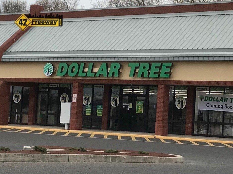 Dollar Tree Opening in Turnersville's Cross Keys Commons (Walmart) Center