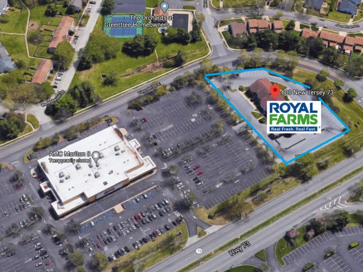 Royal Farms Marlton Opens July 30th.  Hiring in Process!
