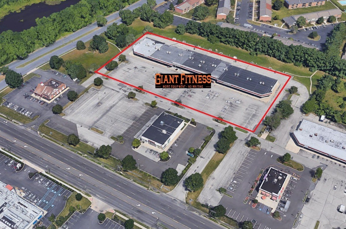 Giant Fitness Planned For Blackwood-Clementon Road, Behind Cherrywood Liquors (Gloucester Township).   What About LIDL?