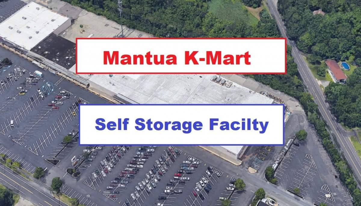 Mantua K-Mart Proposed to be Large Indoor Self Storage Facility.  Planning Board Meeting July 21st