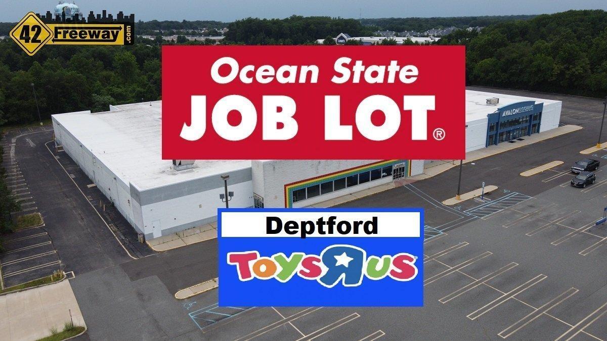 Ocean State Job Lot taking over Deptford's Toys R Us Building!