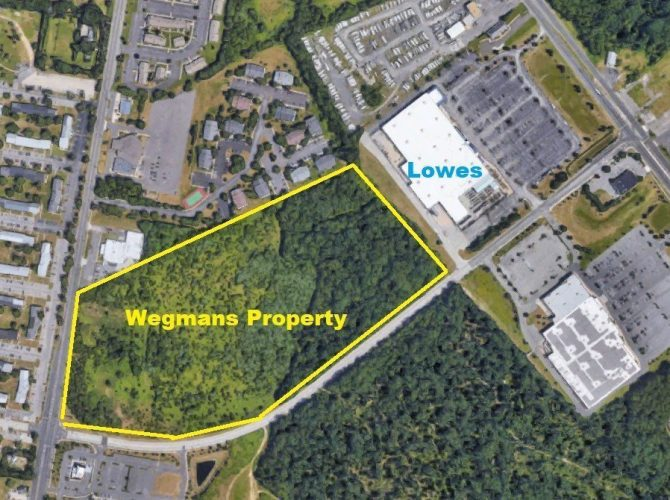 The Wegmans Property In Washington Township Is Officially Up For Sale After 18 Years Of Not Developing