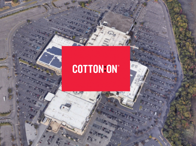 Cotton:On Clothing Store Coming To Deptford Mall.  Interior Construction Work Starting Now