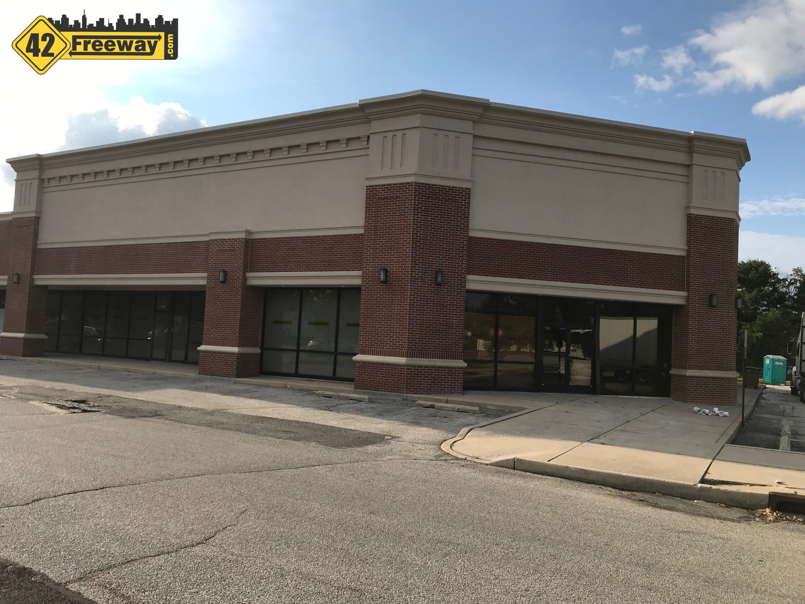 Dollar General Coming Soon to Blackwood-Clementon Road, Commerce Plaza on the Right Side.  SIX Stores in 3 Miles Radius