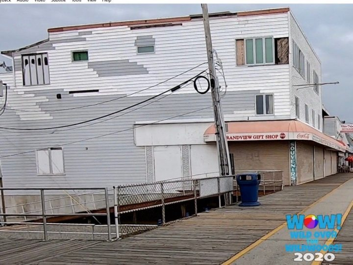 Wildwood Boardwalk New Hotel and Stores Proposed!  Same Owners as the Newer Waves Hotel