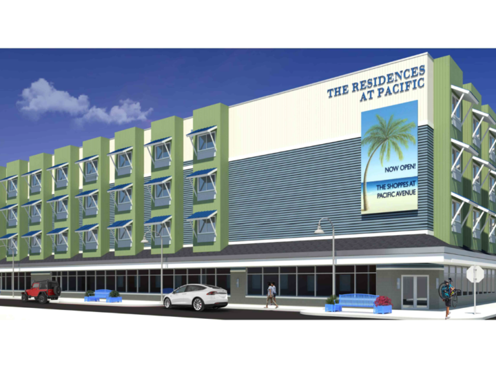 The Residences at Pacific go to Planning Board Monday Oct 5.  WE HAVE THE FULL PROJECT PLANS (Video)