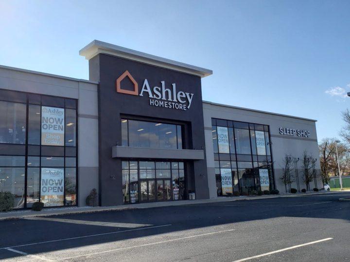 Ashley Homestore Grand Opening in Maple Shade – November 21, 2020