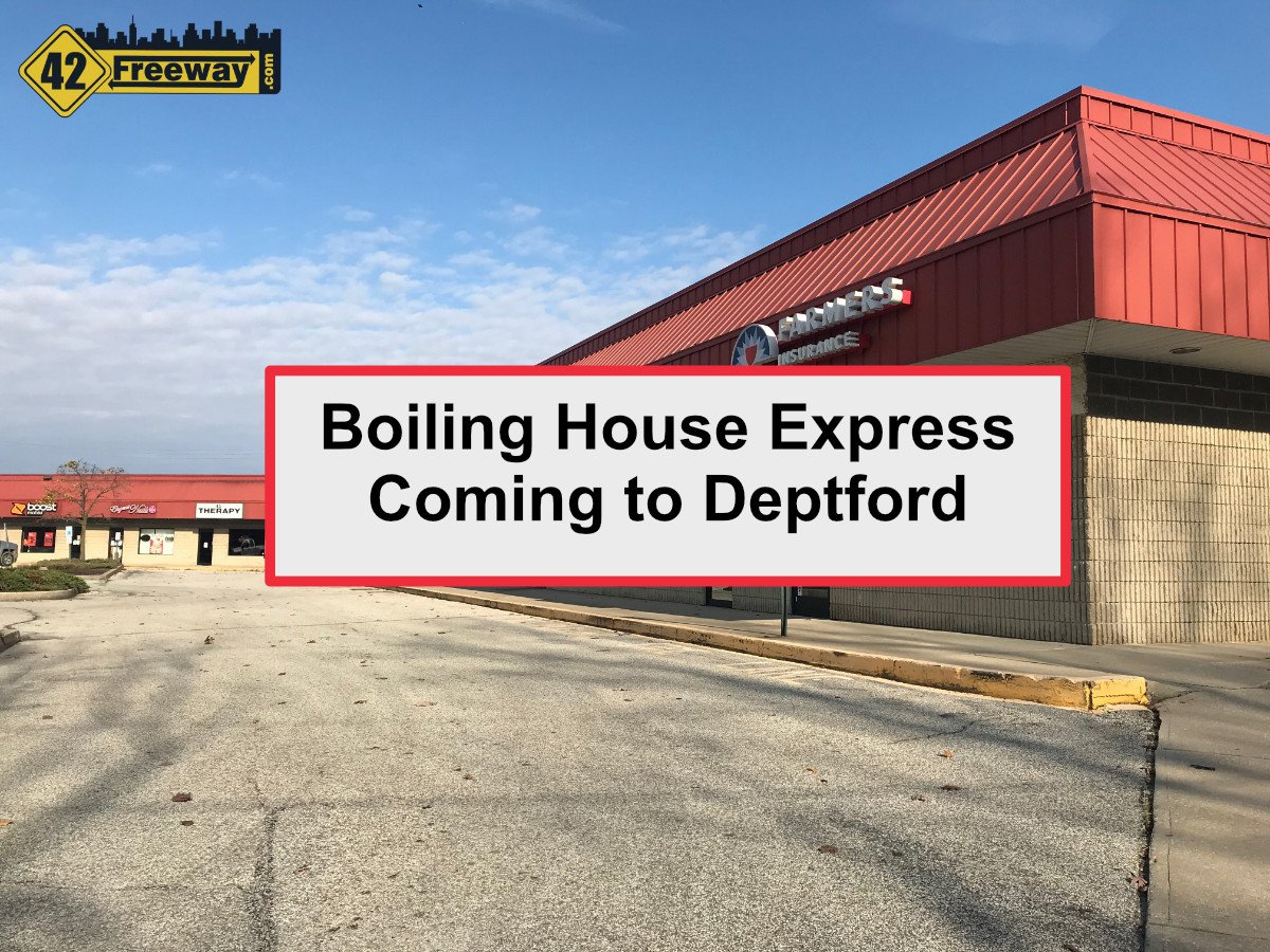 Boiling House Express Seafood Restaurant Coming to Deptford, Across from Forman Mills
