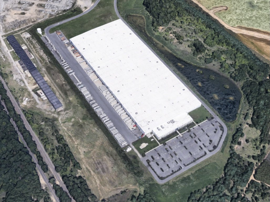 Michaels Crafts Moving Forward With Takeover of AC Moore Winslow Warehouse.  Adding 400+ Trailer Parking Spaces