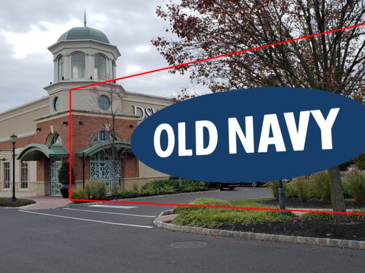 """Old Navy Store Coming to the Booming Garden State Park Towne Place??  Property Leasing Site Indicates """"YES"""""""