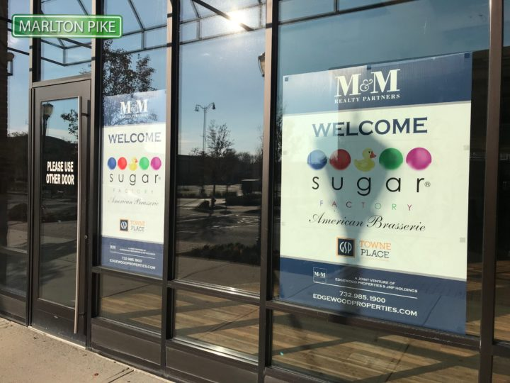Sugar Factory American Brasserie is Coming To Cherry Hill.  And It's Kind of a Big Deal