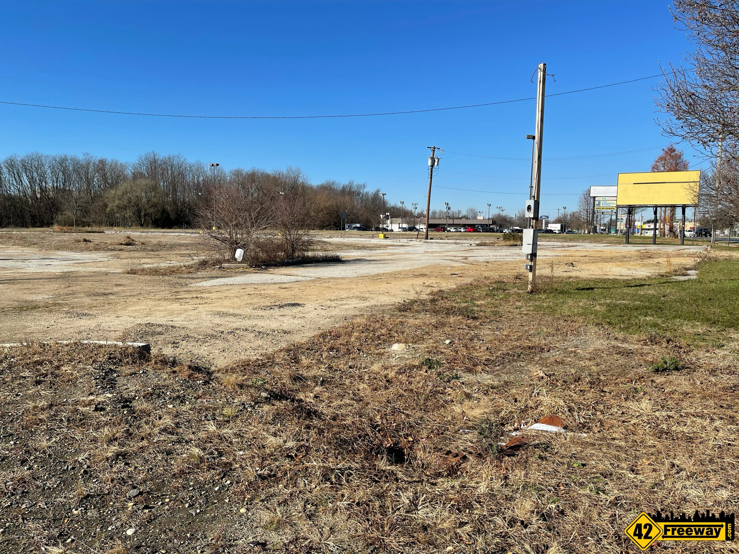 Stratford: Royal Farms Construction Start Planned for April.  Town Cancels County's Plans for Bradlees.  Tim Horton's Foundation Underway.  Dollar General Opened.