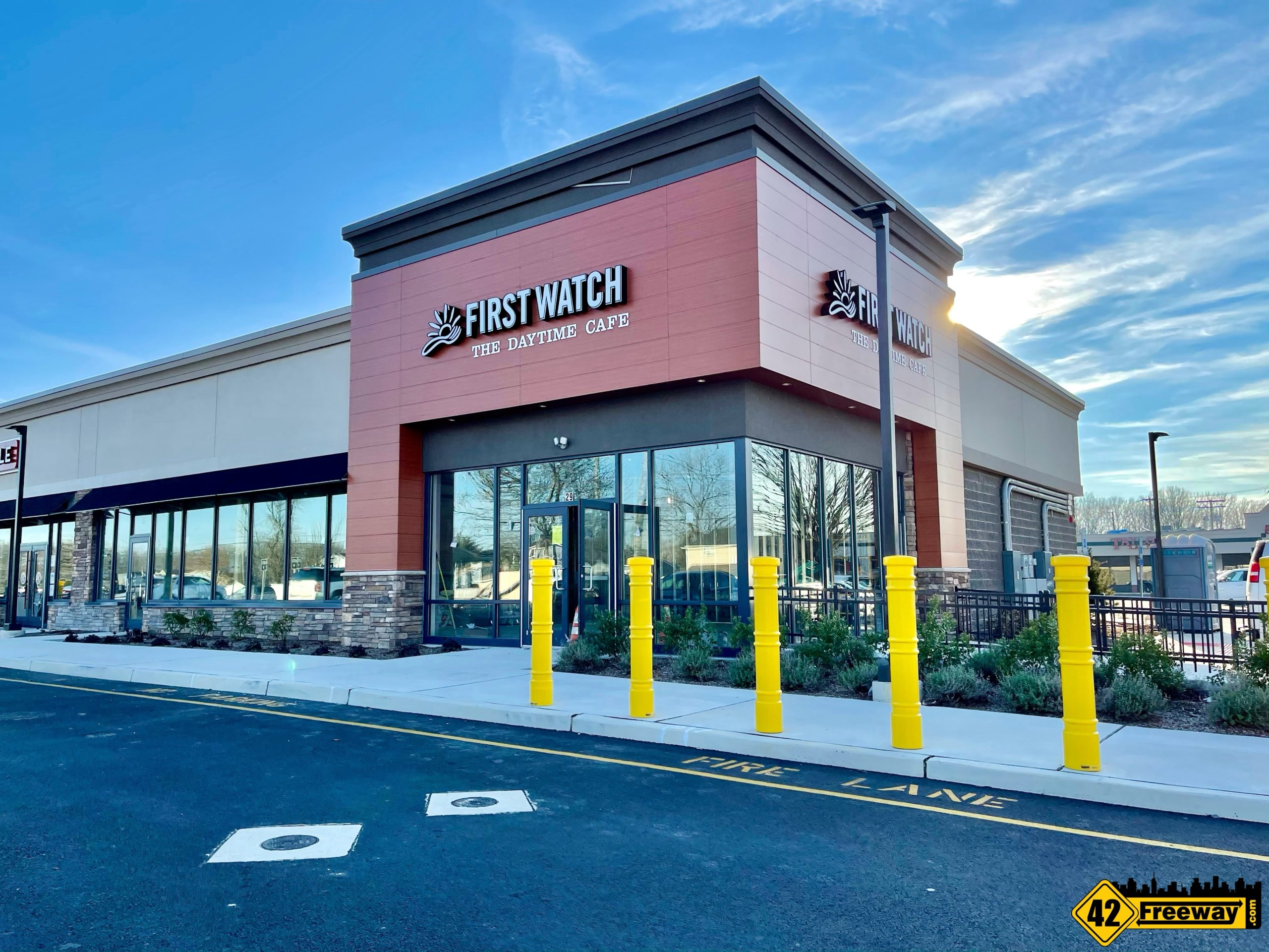 First Watch Restaurant Build-Out Underway in Washington Township.  Job Postings Back Online